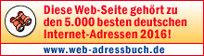 Arzneisucher Auszeichnung Top 5000 Deutschland in 2016