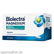 Biolectra Magnesium 300 Kapseln Hermes Arzneimittel GmbH