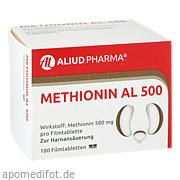 Methionin Al 500 Aliud Pharma GmbH