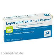 Loperamid akut -<br>1a Pharma