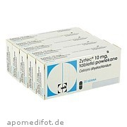 Zyrtec Aca Müller/ADAG Pharma AG