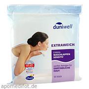 Duniwell Einmal Waschlappen<br>sensitiv