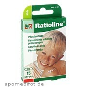 Ratioline kids Pflasterstrips<br>