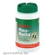 Beta - Reu - Rella<br>Süsswasseralgen