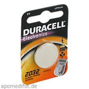 Duracell Elektronics 2032<br>3 Volt