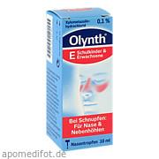 Olynth 0. 1% Johnson & Johnson GmbH (otc)