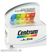 Centrum A - Zink  +  FloraGlo Lutein Capletten Pfizer Consumer Healthcare GmbH
