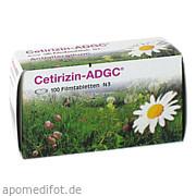 Cetirizin - Adgc Ksk - Pharma Vertriebs AG