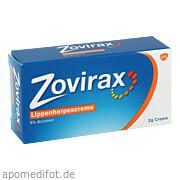 Zovirax Lippenherpescreme GlaxoSmithKline Consumer Healthcare
