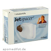 Jetspacer Inhalierhilfe Chiesi GmbH
