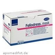 Foliodress mask Comfort<br>Loop blau Op - Masken<br>