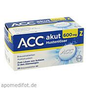 Acc akut 600 Z Hustenlöser<br>