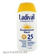 Ladival allerg.  Haut Gel Lsf25 Stada GmbH
