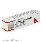 Panthenol - Augensalbe Jenapharm Mibe GmbH Arzneimittel