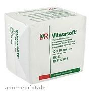 Vliwasoft Vlieskompresse<br>unsteril 10x10