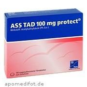 Ass Tad 100mg protect Tad Pharma GmbH