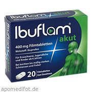 Ibuflam akut 400mg<br>Filmtabletten