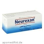 Neurexan Biologische Heilmittel Heel GmbH