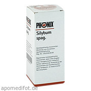 Phönix Silybum spag.  Phã–nix Laboratorium GmbH