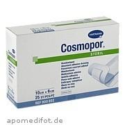 Cosmopor Steril 10x6cm<br>