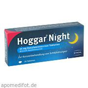 Hoggar Night Tabletten Stada GmbH