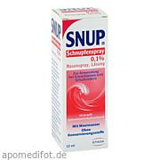 Snup Schnupfenspray 0. 1% Stada GmbH