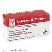 Ambroxol Al 75 Retard Aliud Pharma GmbH