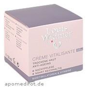 Widmer Creme Vitalisante<br>Unparfuemiert
