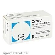 Zyrtec kohlpharma GmbH