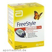 FreeStyle Freedom Lite<br>Set mg/dl ohne Codieren<br>