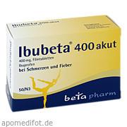 Ibubeta 400 akut Filmtabletten betapharm Arzneimittel GmbH