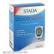 Stada Gluco Result<br>Blutzuckermessgerät Mmol/l<br>