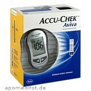Accu - Chek Aviva Iii Set mg/dl Roche Diabetes Care Deutschland GmbH
