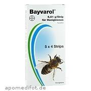 Bayvarol Strips Vet<br>