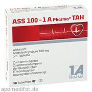 Ass 100  -  1 A Pharma Tah 1 A Pharma GmbH