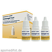 Corneregel Fluid Augentropfen Dr.  Gerhard Mann