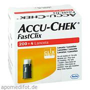 Accu - Chek Fastclix Lanzetten 1001 Artikel Medical GmbH