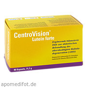 CentroVision Lutein<br>forte Omega3