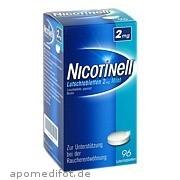 Nicotinell Lutschtabletten<br>2mg Mint