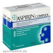 Aspirin Complex Granulat Btl.  Emra - Med Arzneimittel GmbH