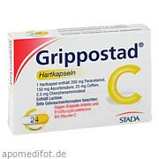 Grippostad C Hartkapseln Pharma Gerke Arzneimittelvertriebs GmbH