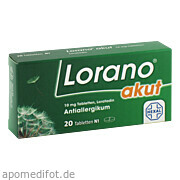 Lorano akut Hexal AG