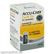 Accu - Chek Fastclix<br>Lanzetten