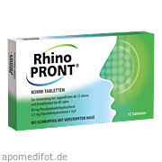 Rhinopront Kombitabletten Recordati Pharma GmbH