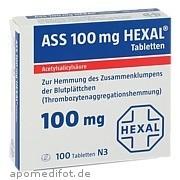 Ass 100 Hexal Hexal AG