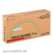 Enelfa 125mg Zäpfchen<br>