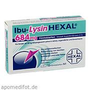 Ibu - LysinHEXAL 684mg Filmtabl.  Hexal AG