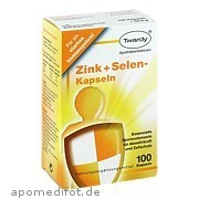 Zink  +  Selen -<br>Kapseln