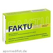 Faktu lind Zäpfchen mit Hamamelis Dr.  Kade Pharm.  Fabrik GmbH