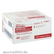 Alkoholtupfer Webcol<br>St 3. 5x3. 5